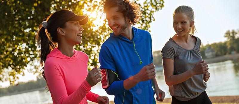 Seja um incentivador da saúde!