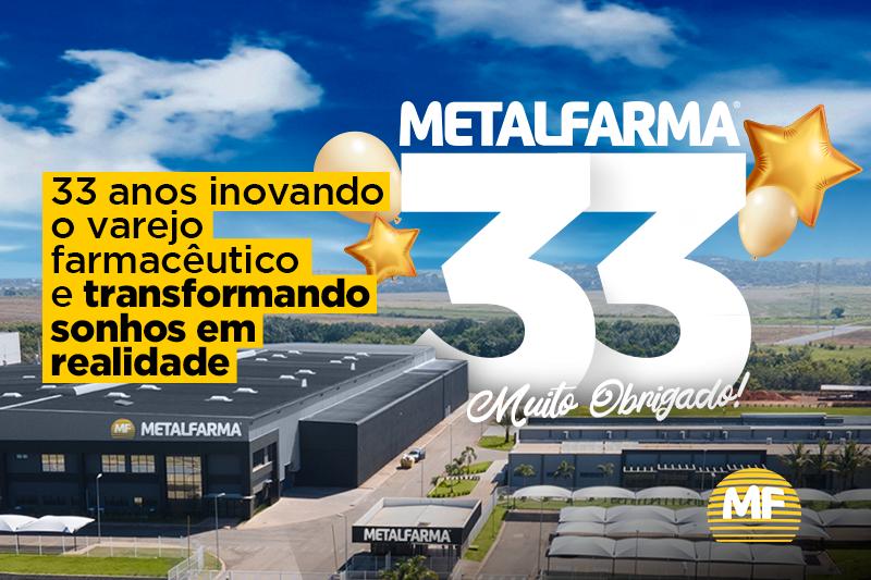 33 anos de Metalfarma!