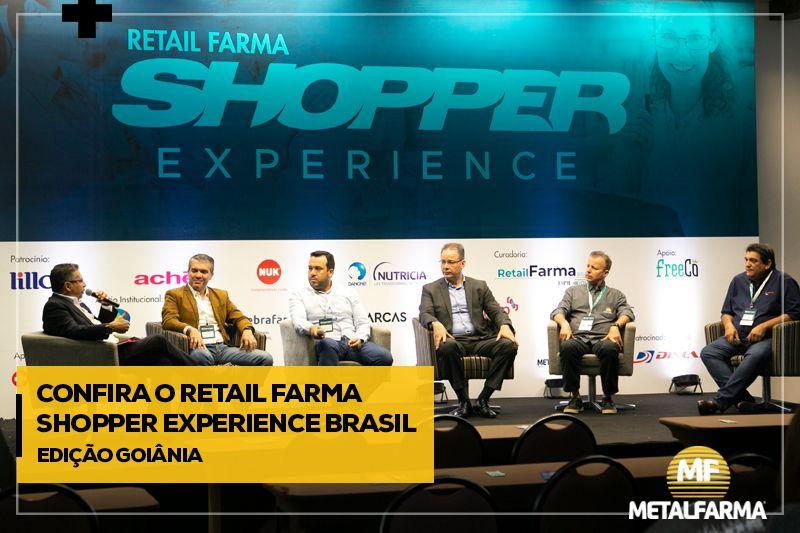 Confira o Retail Shopper Experience Brasil – Edição Goiânia