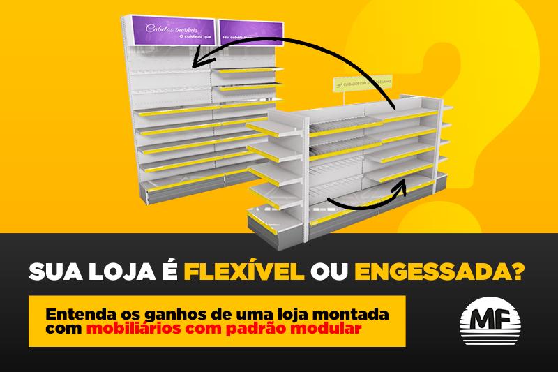 Entenda a importância do padrão modular para os móveis da sua farmácia