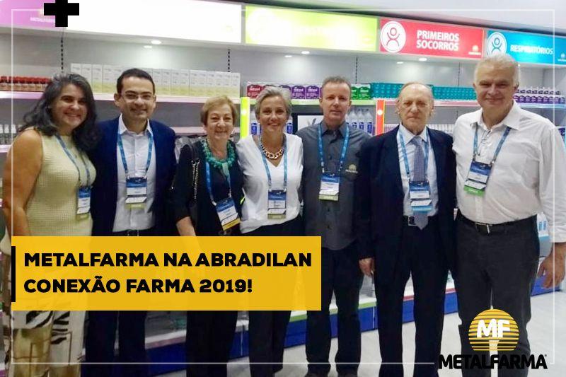 Metalfarma apresenta nova versão do GC de MIPs na Abradilan 2019