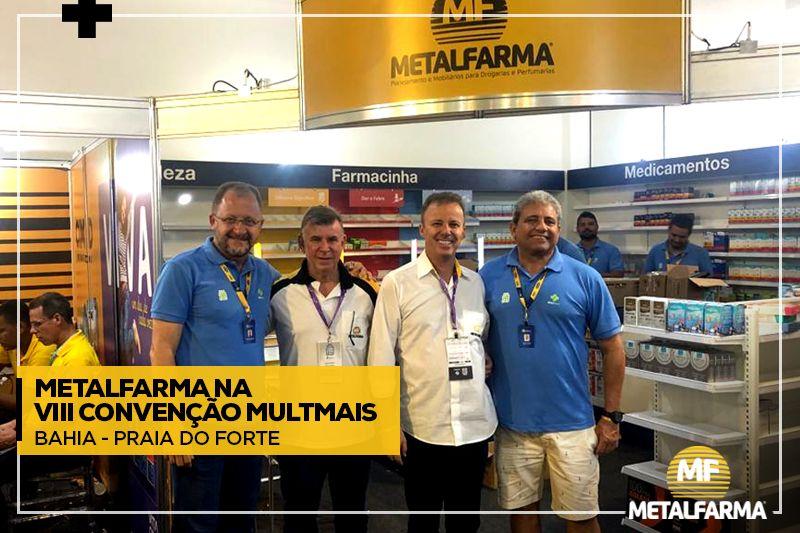 Metalfarma naVIII Convenção Multmais