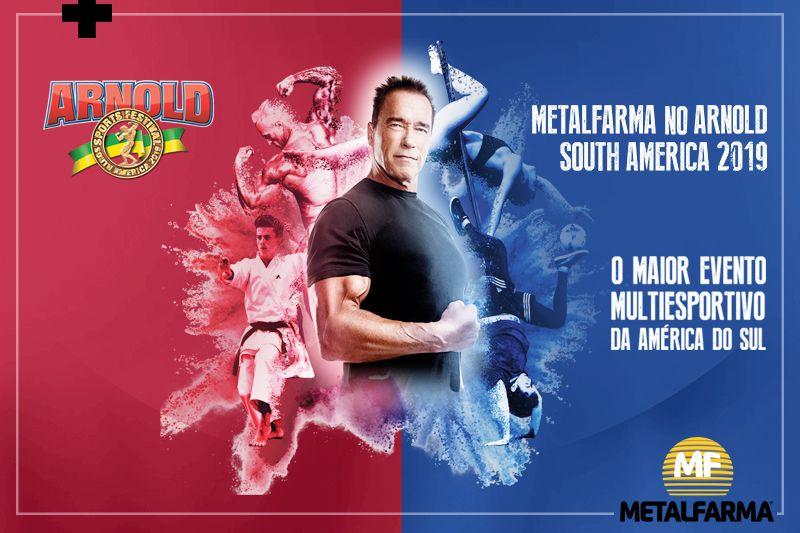 Metalfarma no ARNOLD SOUTH AMÉRICA 2019