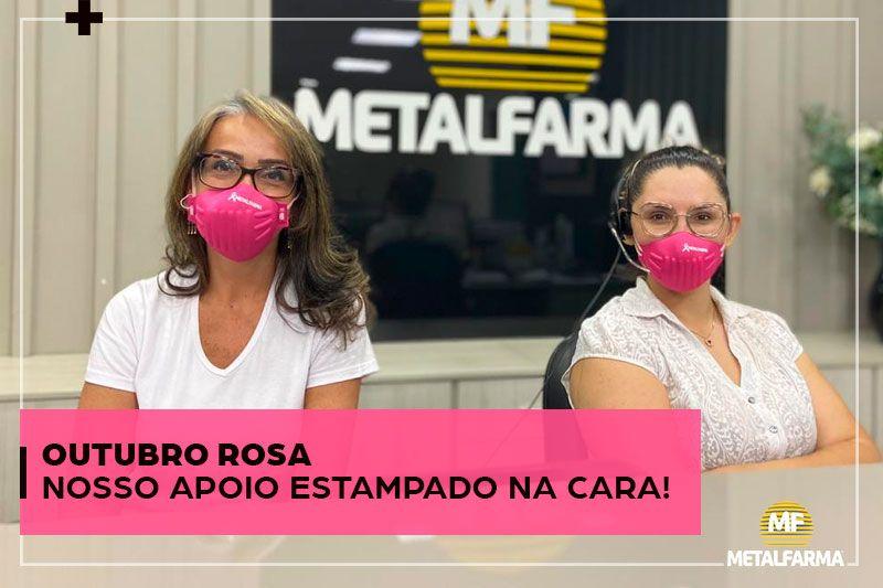 Outubro Rosa, nós apoiamos esta causa