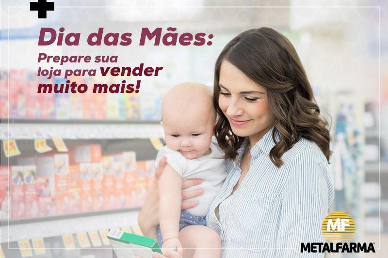 Prepare sua loja para o Dia das Mães!
