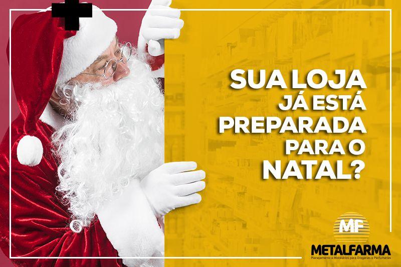 Sua loja já está preparada para o Natal?