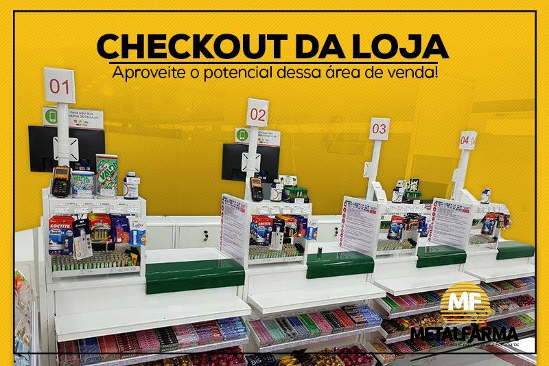 Você sabe da relevância da área de checkout de uma loja?